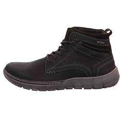Schöne Herrenschnürschuhe von Seibel aus angenehm weichen Birkoflor. Innen ist der Schuh mit Textil augestattet. Der Schuh hat eine normale Weite. Der Absatz ist durchgehend flach. 2 cm. Die weiche PU-Sohle schont die Gelenke und federt jeden Ihrer Tritte optimal ab. Der Artikel verfügt über einen Schnürverschluß. Die Schuhgröße fällt regulär aus.<br /> <br /> Verschluss: Schnürverschluss<br /> Absatzhöhe: 2cm<br /> Schuhweite: F<br /> Sc...