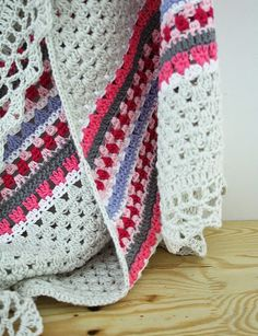 Nordic Shawl, a Give Away for a special person... no anyone?