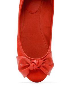 Ballerines nœud Ribbon, Wedges, Sandals, Shoes, Fashion, Ballet Flats, Shoe, Woman, Tape