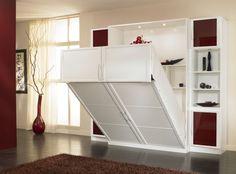 Armoire lit teo chambre petite pinterest armoires - Petite armoire chambre ...