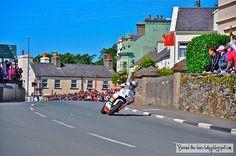 Isle Of Man TT Races, Ballaugh