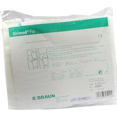 URIMED Fix medium blau:   Packungsinhalt: 5 St PZN: 07614679 Hersteller: B. Braun Melsungen AG Preis: 39,63 EUR inkl. 19 % MwSt. zzgl.…