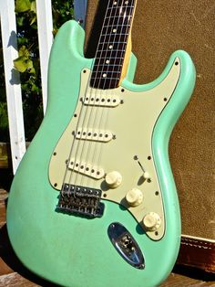 Vintage Guitarz: 63' Strat