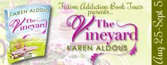 Interview to Karen Aldous, author of The Vineyard.
