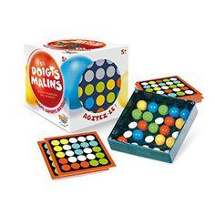 Buki – 54002 – Doigts Malins: Descriptif produit : Un jeu d'observation, de logique et de dextérité qui consiste à reproduire le motif…