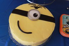 Minions Birthday Cakes Despicable Me And Minion Birthday
