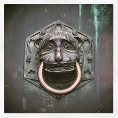 Door details from Trier Germany.