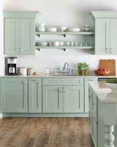 46 cute and small kitchen design ideas. Small kitchen design ideas should be ways you come up with to save as much space as possible while having everything you . Home Depot Kitchen, Kitchen Interior, New Kitchen, Home Kitchens, Kitchen Decor, Awesome Kitchen, Kitchen Modern, Country Kitchen, Home Depot Cabinets