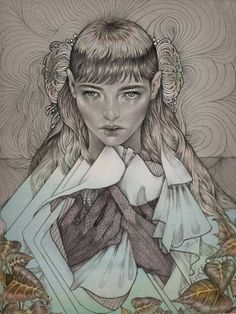 Les illustrations de Martine Johanna