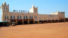 Imágenes de Bobo-Dioulasso, Burkina Faso.- El Muni.