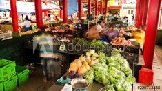 Stock Video of A static timelapse of iconic colourful fruit and vegetable market in Seychelles, Victoria where local culture Seychellois buy fish, spices herbs. at Adobe Stock Colorful Fruit, Spices And Herbs, City Scene, Seychelles, Fruits And Vegetables, Stock Footage, Adobe, Tropical