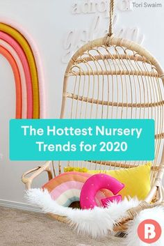 Looking for some nursery ideas for baby's new room? Take a tip from these popular design choices. White Furniture Sets, Baby Furniture, Girl Nursery, Nursery Ideas, Nursery Decor, Pink And Gray Nursery, Nursery Neutral, Wooden Rocker, Vintage Crib