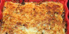 Prøv denne herlige ovnret med porrer og oksekød hvis du har lyst til en ret som både smager godt og er nem at lave. Danish Food, English Food, Food Inspiration, Tapas, Macaroni And Cheese, Vegetarian Recipes, Brunch, Food And Drink, Meals