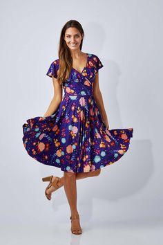MAIOCCHI - Frill Seeker Dress