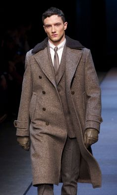 men winter fashion 2013 | CANALI FALL WINTER 2013 MEN'S COLLECTION – MILANO FASHION WEEK