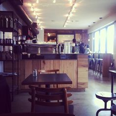 Cafe Bica in Vancouver, BC