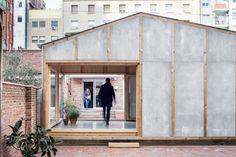 vora . Ramon and Mar's pavilion . Barcelona (1)