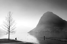 loresart:  Social life  Mirrored solitude  Think Im watching a...