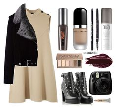"""""""Evacuate"""" by imahaterofallthings ❤ liked on Polyvore featuring beauty, Derek Lam, La Bête, Diesel, Urban Decay, Marc Jacobs, Benefit, girlsnightout and GNO"""