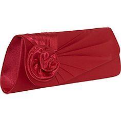 red rose clutch