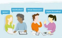 The Must-Have #EdTech Cheat Sheet from edudemic.com. Find out what a MOOC is!