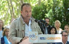 Miquel Calçada assegura que votarà el jutge Santi Vidal, 19 de Juny 2016