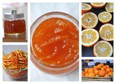 Marmelade oranges ameres