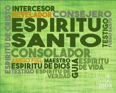 Ministerio del Espíritu Santo en el tiempo de la gracia. El Espíritu Santo es Dios