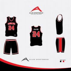 11ed0b6c5 Hit the court this season in style and comfort with from Allen Sportswear.  We offer superior quality custom that empowers you to perform to your  fullest.
