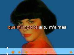 Mireille Mathieu - L'hymne à l'amour (paroles) -
