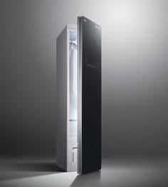 LG TROMM Slim Styler   Clothing refresher   Beitragsdetails   iF ONLINE EXHIBITION
