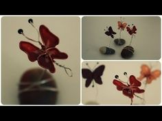 Nagellack Schmetterling * DIY * Nail Polish Butterfly [eng sub] - YouTube