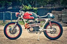 Cafe Racer | David Hakkert | StillD