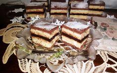 Romanian Desserts, Romanian Food, Romanian Recipes, No Cook Desserts, Homemade Cakes, Tiramisu, Bakery, Sweet Treats, Sweets