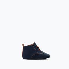 ZARA - MINI - Bottes de cuir