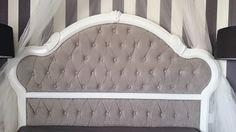 Revelo & ideas low cost: Como renovar cabecero de cama con telas