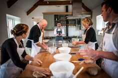 cookery school for children and adults. teaching fundamental important skills for cooking.