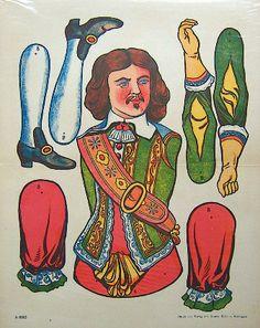 EKDuncan - My Fanciful Muse: Art Dolls