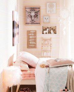 Bohemian home interior inspiration from Maisons du Monde