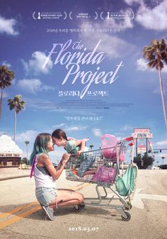 The Florida Project 2017 Poster Iconic Movies, Good Movies, Movies Showing, Movies And Tv Shows, Florida, Alternative Movie Posters, Film Serie, Cool Posters, Movie Tv