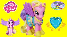 Today on Surprise Egg and Toy Collector we open a Princess Cadance Fashion Style My Little Pony from the Cutie Mark Magic range. SUBSCRIBE here for new videos daily - http://www.youtube.com/user/Toysurprisecollector?sub_confirmation=1  In this video we have a fab looking Princess Cadance pony with lots of clothing and accessories. Cadance includes a skirt and top, 4 shoes a tiara, necklace, hair clip, 2 earrings and 4 cute little charms which you can attach to the skirt.