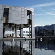 Gunma, Museum Of Fine Arts, Museum Of Modern Art, Art Museum, Japanese Architecture, Modern Architecture, Arata Isozaki, Kenzo Tange, Ryue Nishizawa