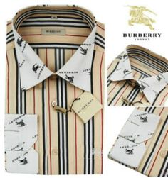 Burberry Shirt Man Cool Outfits For Men, Burberry Shirt, I Dress, Dapper, Style Me, Mens Fashion, Shirts, Guys, Pretty