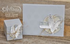Wednesday, September 03, 2014 Krista Frattin Stampin' Dolce: Two birds of a feather Stampin' Up! Artisan Blog Hop Four Feathers, Custom Tiny Treat Box