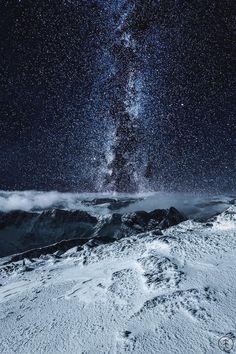 A Million Star View by: Sondre Eriksen Hensema