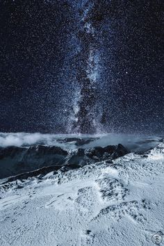 A Million Star View by: Sondre Eriksen Hensema