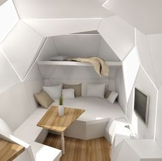 RV interior interior