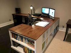 40 easy diy farmhouse desk decor ideas on a budget (27)
