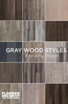 Home Interior Decoration Shop Gray Wood Styles from Floor & Decor.Home Interior Decoration Shop Gray Wood Styles from Floor & Decor