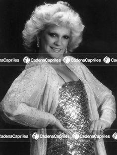 #Foto  La cantante venezolana Mirla Castellanos. Foto: Archivo Fotográfico/Cadena Capriles